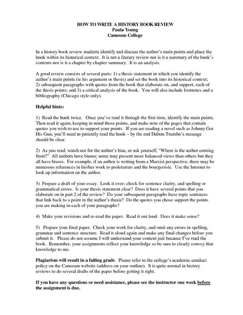 how to write a college book report exle best photos of sle college book report college book