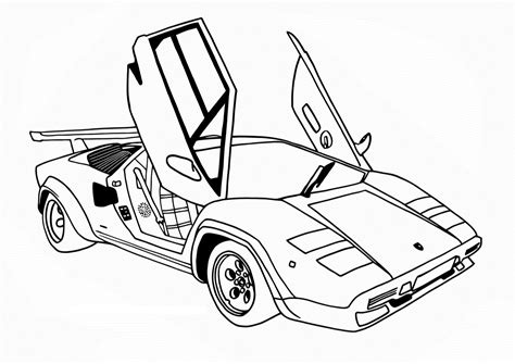 coloring pictures of cars for toddlers free printable race car coloring pages for kids