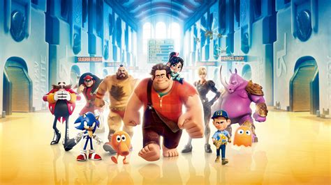film animasi wreck it ralph wreck it ralph 3d movie wallpapers hd wallpapers id 11950