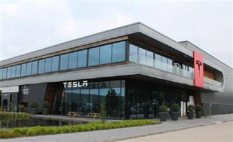 Tesla Netherlands Factory Tesla S New Netherlands Factory Includes Indoor Test Track