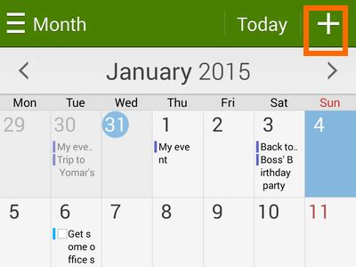 Where S My Calendar How Do I Manage Tasks And Events Using S Planner On My