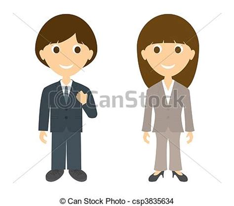 imagenes mujeres y hombres trabajando business man and women eps vector search clip art