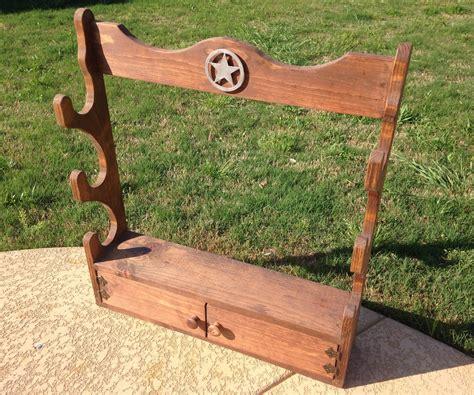 Wooden Gun Rack Plans by Wooden Gun Rack 9