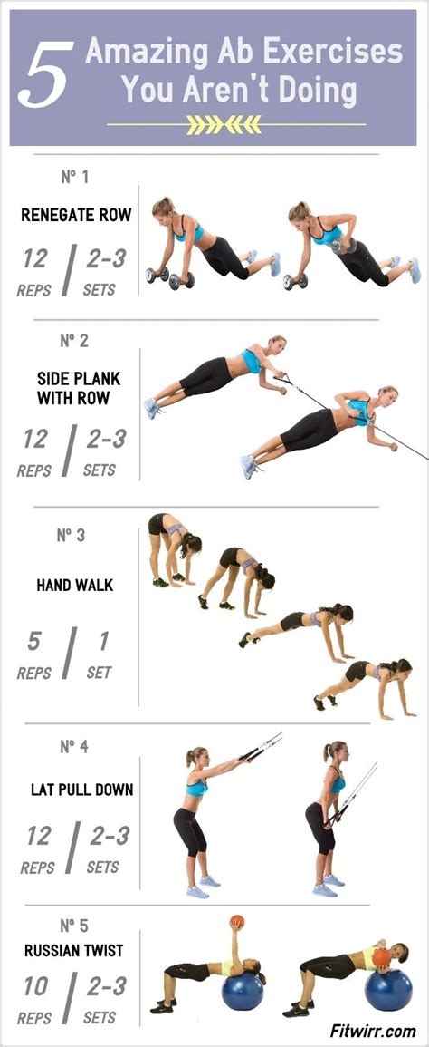 happy healthy lifestyle workout muscle fitness abs workout  women  ab workout