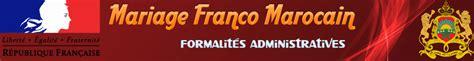 mariage franco marocain
