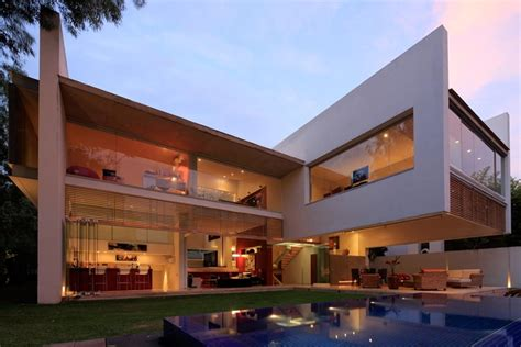 modern mexican architecture world of architecture amazing glass and concrete godoy