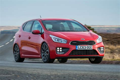 Kia Ceed Dimensions Kia Ceed Gt Review Price And Specs Pictures Evo