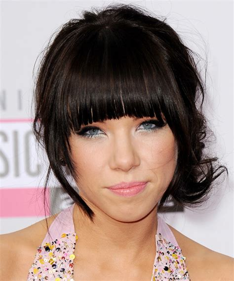 carly rae jepsen hairstyle back carly rae jepsen updo long curly formal updo hairstyle