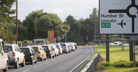 hull daily news online hull events hull daily mail drivers warned of huge delays and diversions as a63 m62
