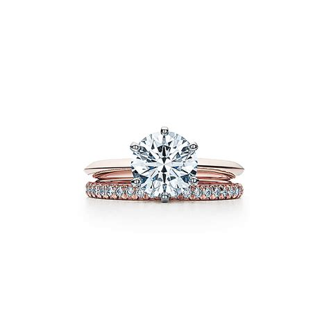 Gold Band Engagement Ring by Gold Engagement Rings Www Pixshark
