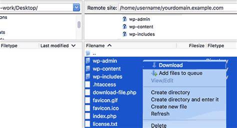 download tutorial wordpress lengkap cara memindahkan wordpress dari subdomain ke domain root
