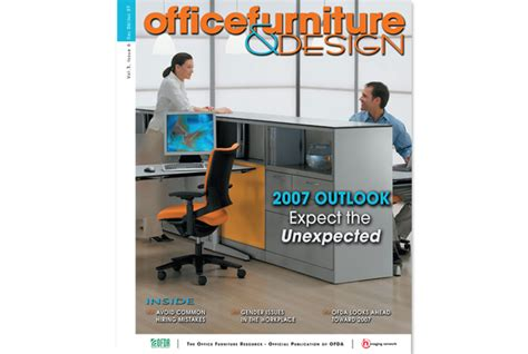 office furniture design magazine by diana sanmiguel at