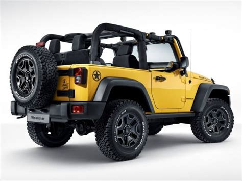 yellow jeep on a yellow jeep wrangler join the on