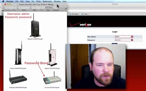 reset verizon router password to default verizon fios wireless router change password and router