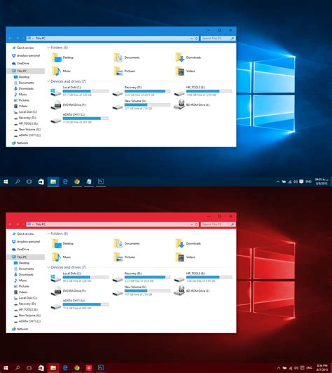theme for windows 10 rtm color theme for windows 10 rtm windows10 themes i