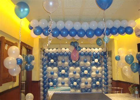 birthday decoration home interior photos