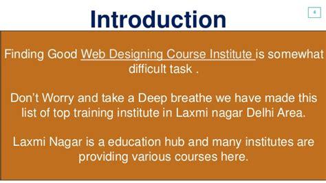 autocad tutorial in laxmi nagar delhi top 5 web design institutes and courses near laxmi nagar
