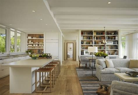 open plan kitchen design ideas fabulous livingroom floor plans classic open plan living room to kitchen with antique white oak
