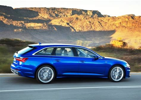 2020 Audi Avant Usa by 2020 Audi A6 Avant Review Comfortable Luxurious New
