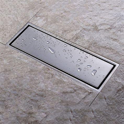 stainless steel floor l kes sus304 stainless steel shower floor drain with