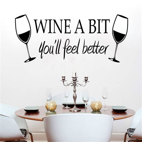 Stiker All You Need Is Food Dapur Resto Rumah Kaca Dinding Sticker popular wine quotes quotesgram