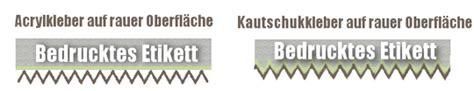 Etiketten Umkleben by Etiketten Kl 252 Ger Kleben Der Klebstoff Macht Den