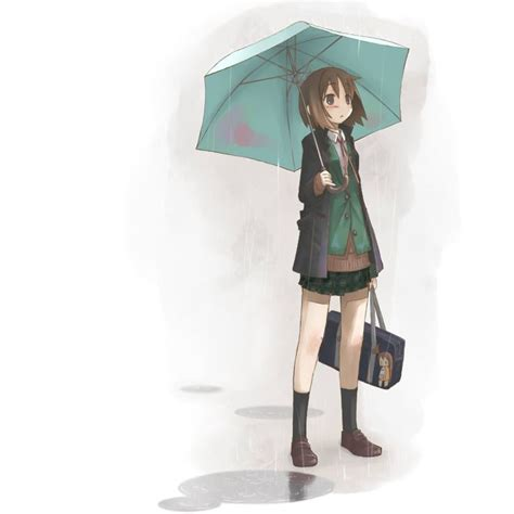 Anime Umbrella by Anime With Umbrella Anime Umbrella Luxury