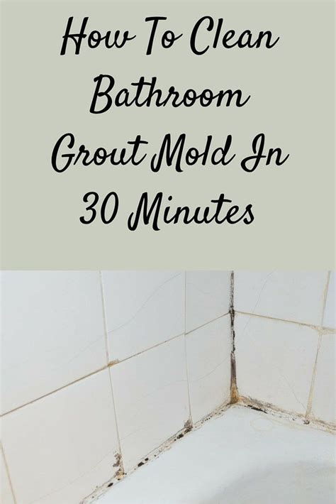 how to clean bathtub mold how to clean bathroom grout mold in 30 minutes clean bathroom grout and grout