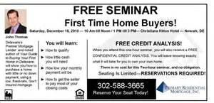 time home buyer colorado delaware time home buyer seminar december 18 2010
