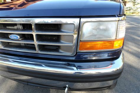 manual repair autos 1994 ford bronco head up display 1994 ford bronco eddie bauer all original survivor loaded with owner s manuals classic ford