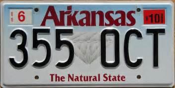 Arkansas Vanity Plates arkansas y2k