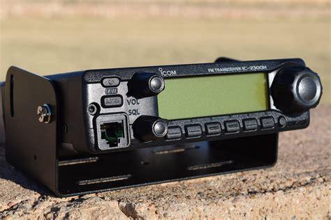 Radio Rig Icom Ic 2300h Original icom ic 2300h 04 quarterview artech
