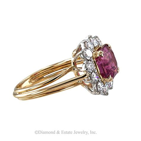 pink tourmaline gold ring for sale at 1stdibs