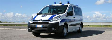 ufficio di polizia uffici mobili per polizia su veicoli medi focaccia