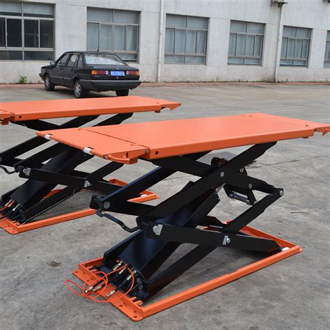 Adjustable Harbor Freight Scissor Car Lift With Good After