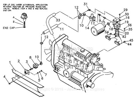 generac 0977 0 parts diagram for gas fuel system