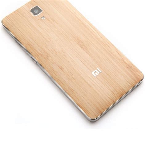 Original Wood Back Stick Xiaomi Mi Note Mi Note Pro 10 best cases for xiaomi mi 4i