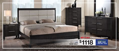 shop bedroom sets at gardner empire 5 piece queen