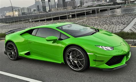 Tuned Lamborghini The Tuned Dmc Lamborghini Huracan Takes Performance To The