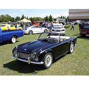 Triumph Tr4a Amazing Pictures &amp Video To