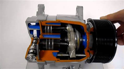 variable displacement ac compressor jack frost car air