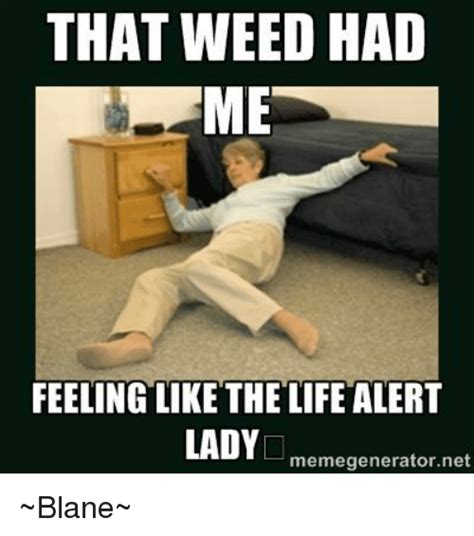 Life Alert Lady Meme - the life alert lady is at she seems to fall fall meme on