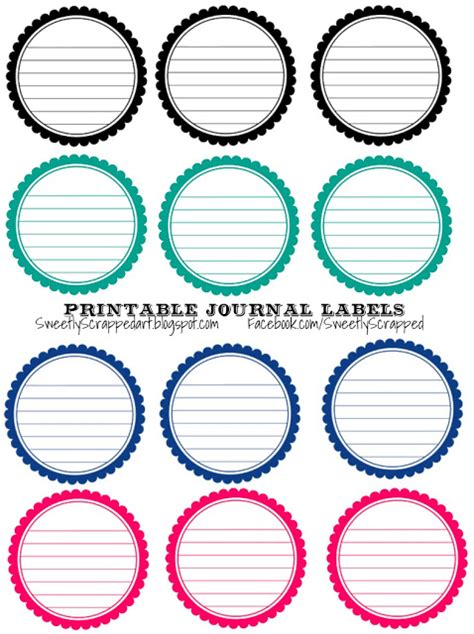 free printable journal labels a vegas girl at heart free printables for project life