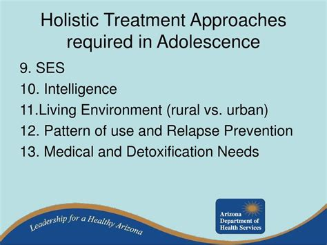 Medically Assisted Detox With A Holistic Approach by Ppt Adolescents And Prescription Abuse Powerpoint