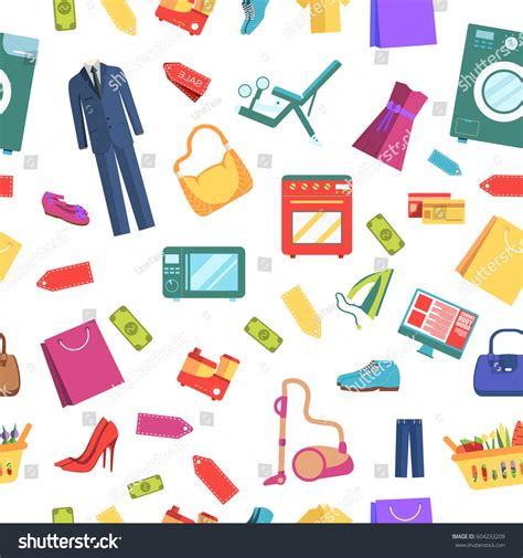 i love shopping icon and concept stock vector best shopping illustration concept template icons stock