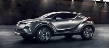 R H Toyota Service Toyota C Hr Concept Eine Vision Der Zukunft