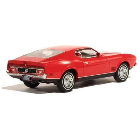 Grrenlight Ford Mustang 1971 ford mustang mach 1 1 43 scale diecast car from