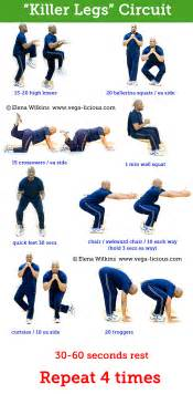 in home exercises get killer legs with these at home leg exercises vegalicious