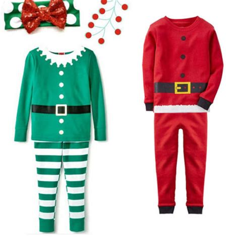 popular striped christmas pajamas buy cheap striped