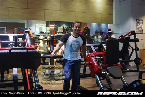 Kaos Fitness Personal Trainer 2 osbond reps indonesia fitness healthy lifestyle